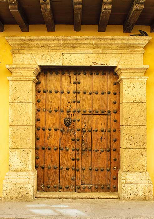 Colonial House Cartagena
