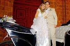 Wedding At San Pedro Claver