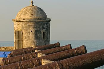Cartagena Old City Wall