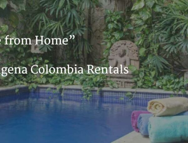 Private Home Rentals in Cartagena Colombia