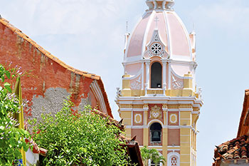Cathedral Cartagena