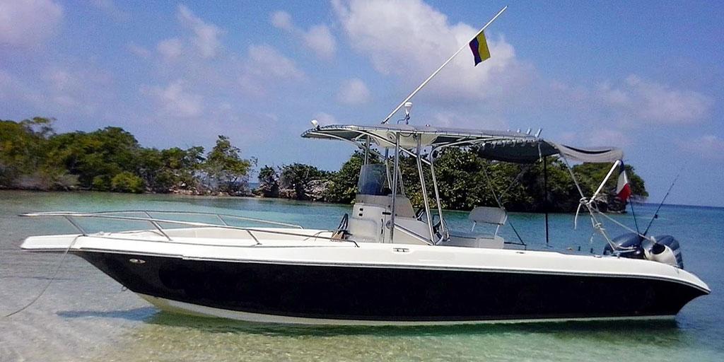 28 Foot Boat