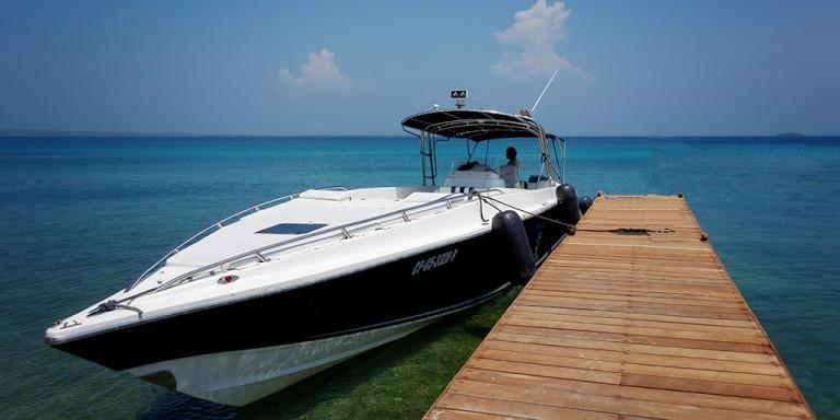 32 Foot Boat