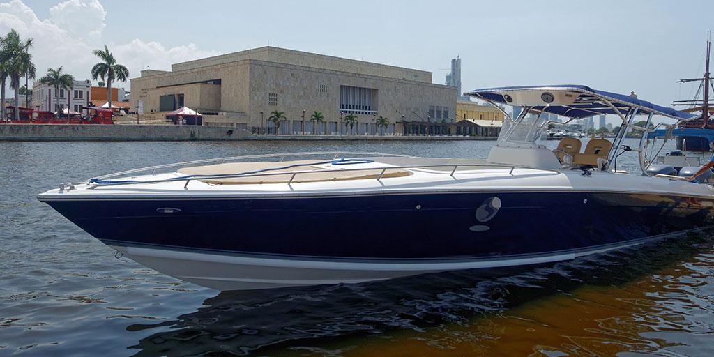38 Foot Boat