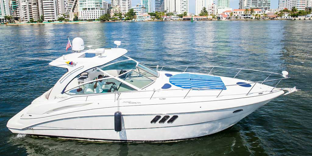 36 Foot Yacht