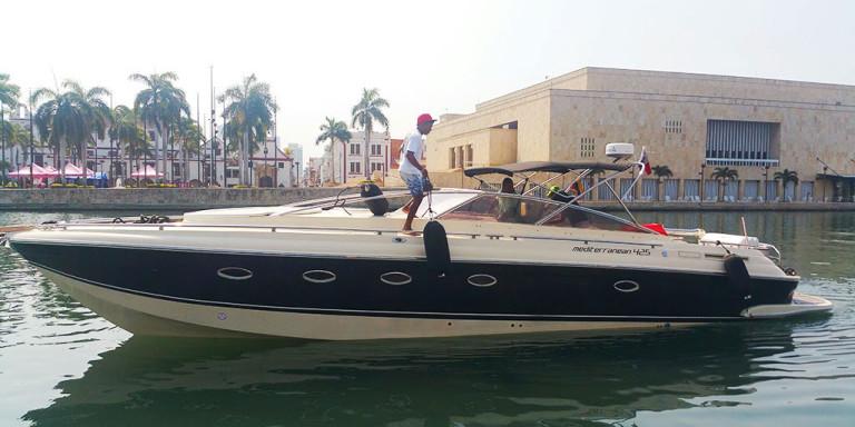 42 Foot Boat