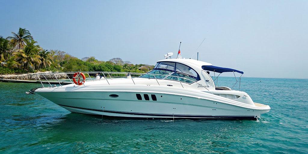 42 Foot Yacht