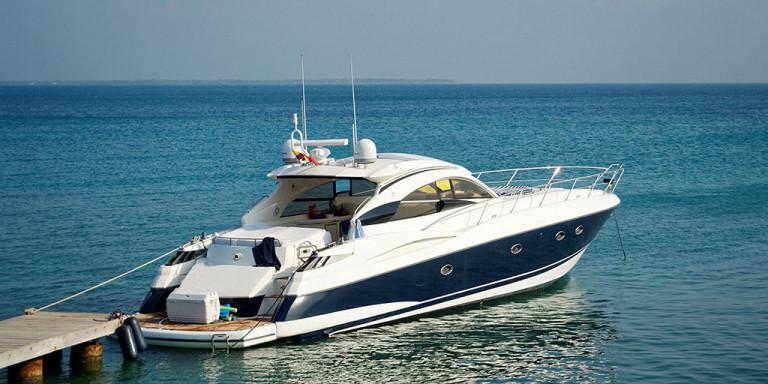 61 Foot Yacht