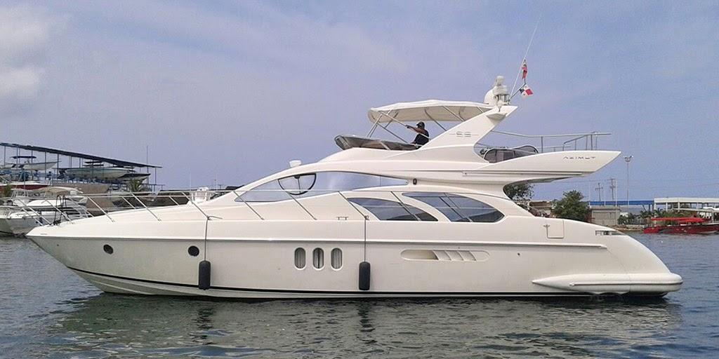 55 Foot Yacht