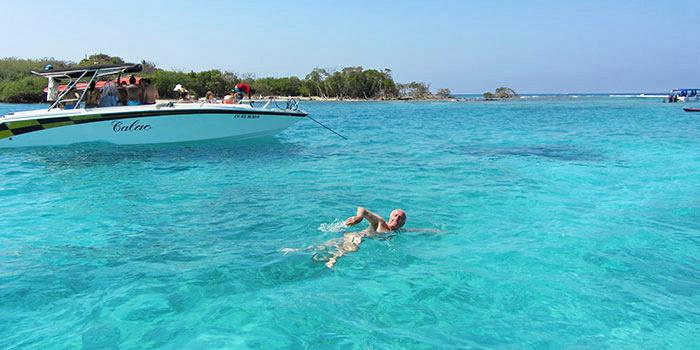 Island Swimming
