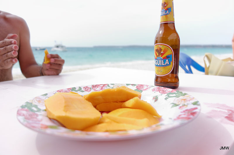 Mango and Beer