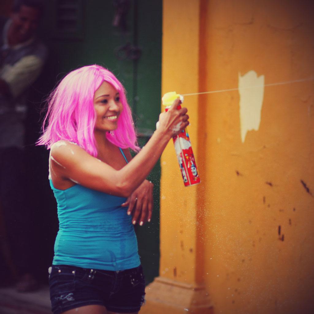 Independence Celebrations in Cartagena