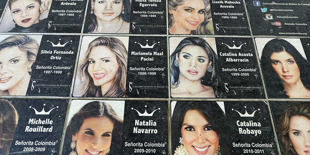 Colombia Beauty Pageant