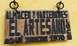 Artisan Plaque