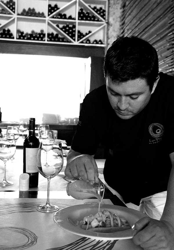 Chef Carlos Accinelli