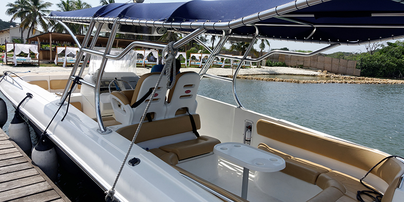 26 Foot Boat