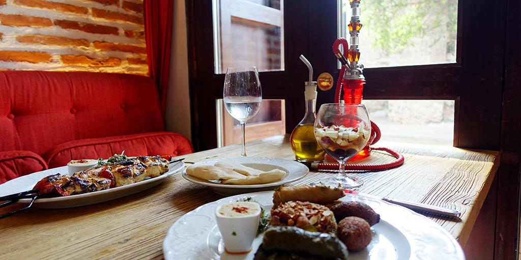 Az-Zahr Restaurant