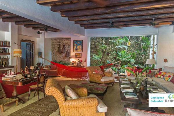 Luxury Home Rental Cartagena Casa Brisa