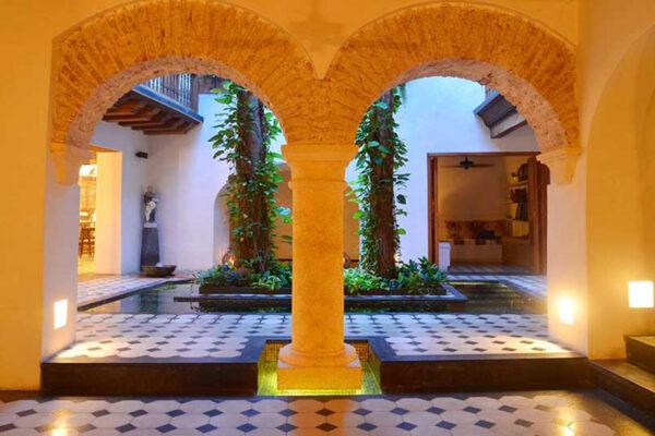 Luxury Home Rental in Cartagena Casa Gaston