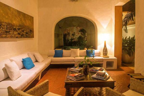 Luxury Home Rental Cartagena Casa La Palmera