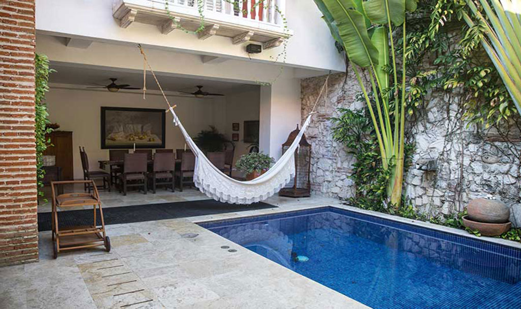 Luxury Home Rental Cartagena Casa Mayito