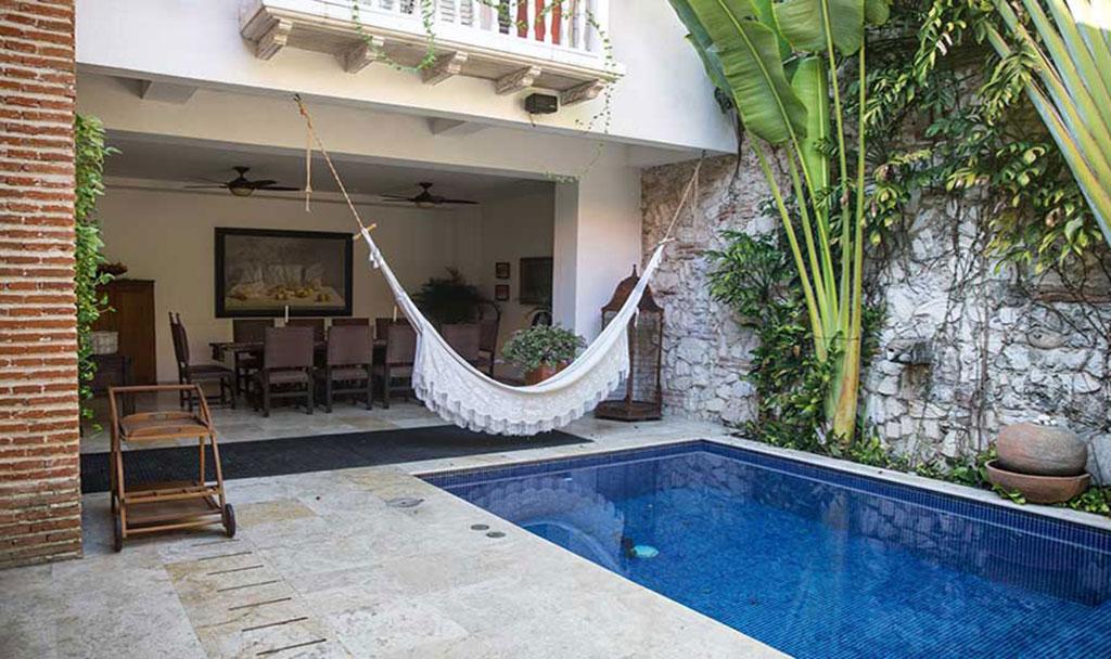 casa mayito cartagena colombia rentals
