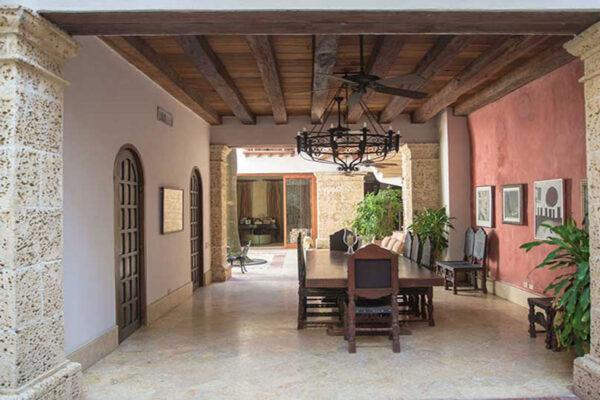 Luxury Home Rental Cartagena Casa Schumacher