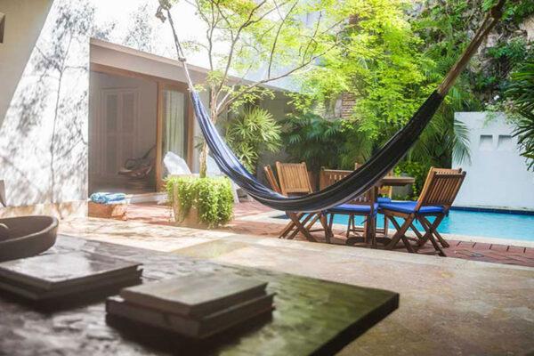 Luxury Home Rental Cartagena Casa Silva