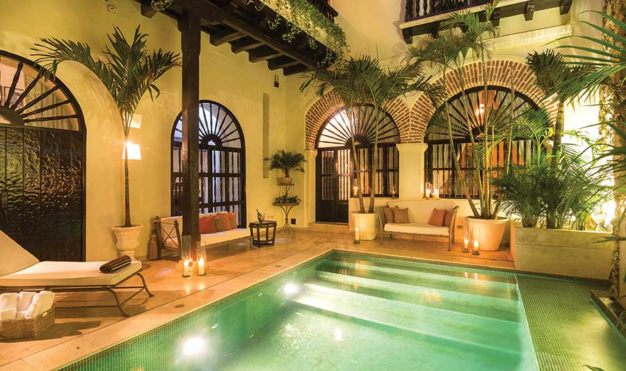 Luxury Home Rental Cartagena - Casa Francis