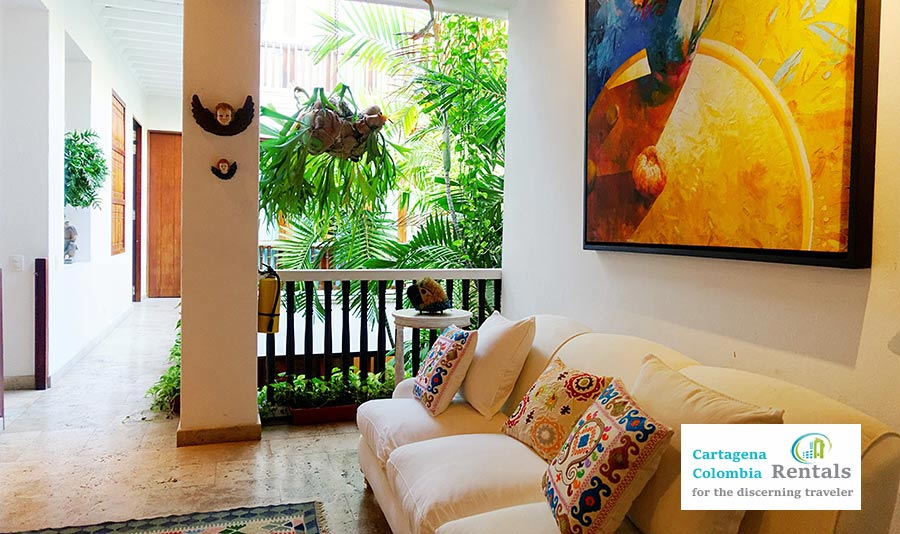 Luxury Home Rental Cartagena - Casa Lamar