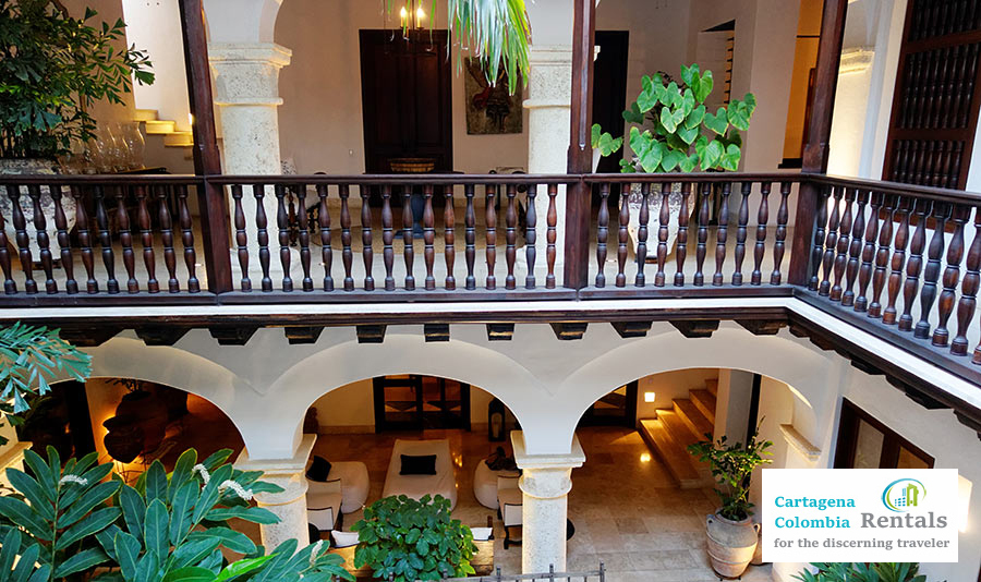 Luxury Home Rental Cartagena - Casa Arte