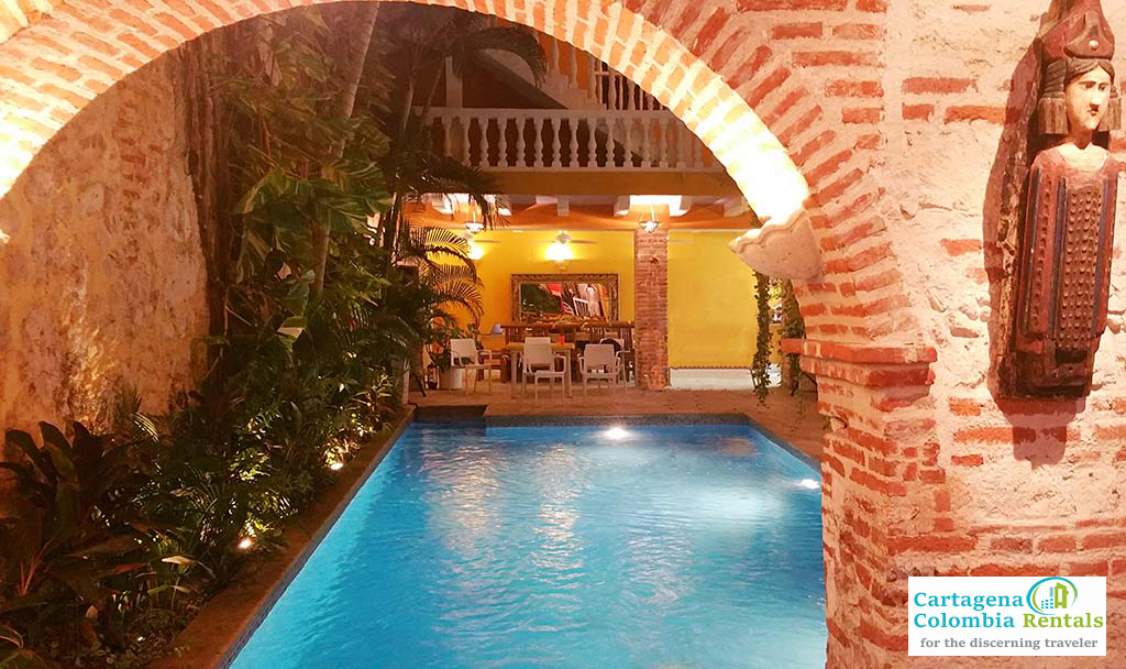 Luxury Home Rental Cartagena - Casa Santo