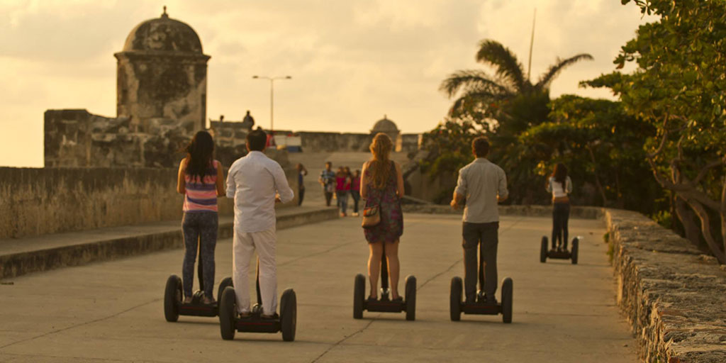 Segways Cartagena Colombia