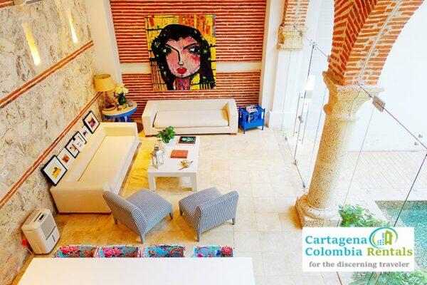 Luxury Home Rental Cartagena - Casa Fusion
