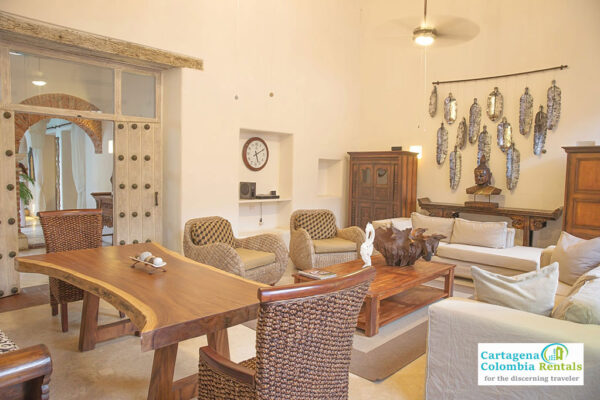 Luxury Home Rental Cartagena - Casa Ruffo