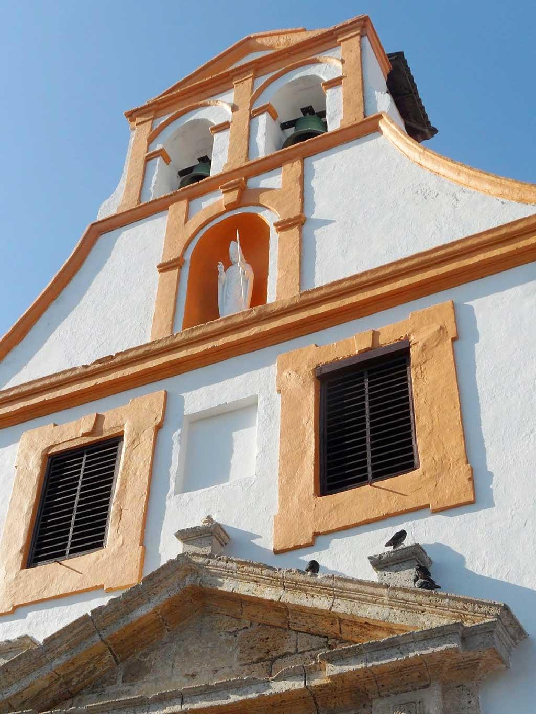 Bells of Iglesia de Santo Toribio