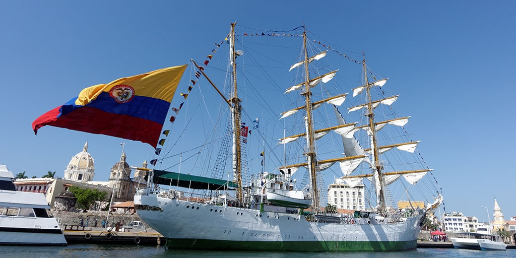 Tall Ship ARC Gloria