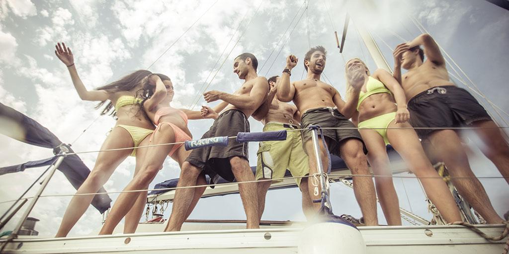 Festival Boat Rentals