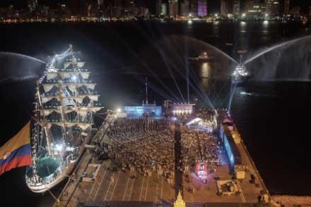 Cartagena Music Festival 8th - 16th Jan 2017