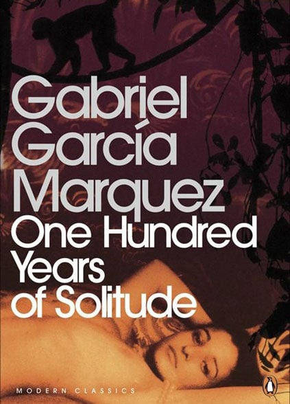 Book by Gabriel Garcia Marquez