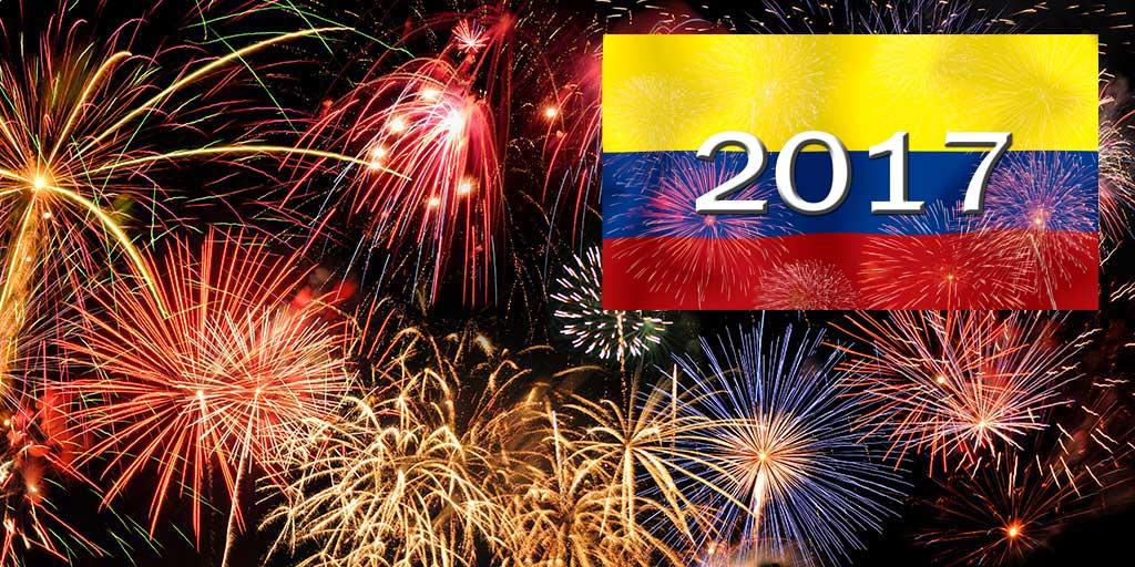 New Year 2017 Cartagena Blog