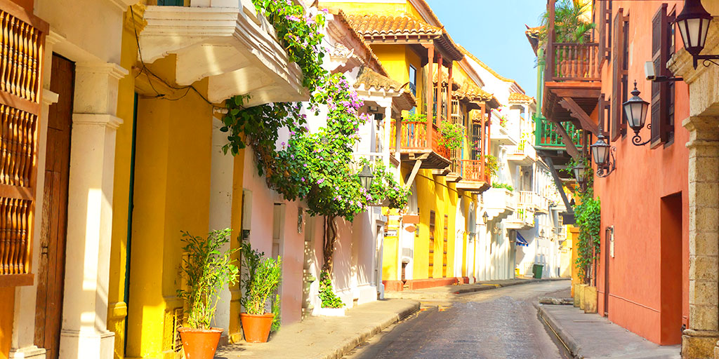 Vacationing In Cartagena