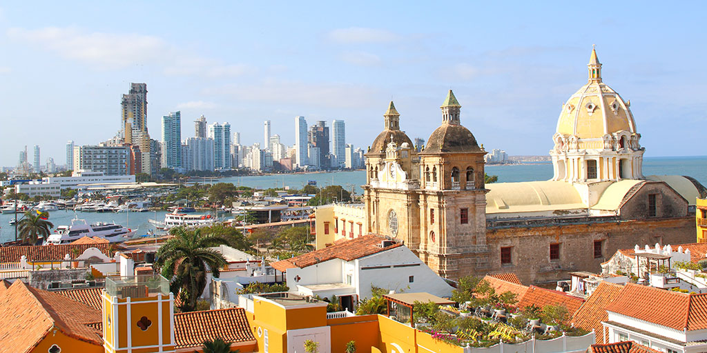 Cartagena's Old City Is The Place To Be
