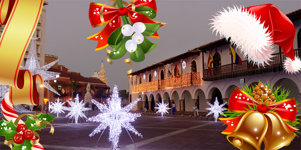 Cartagena at Christmas