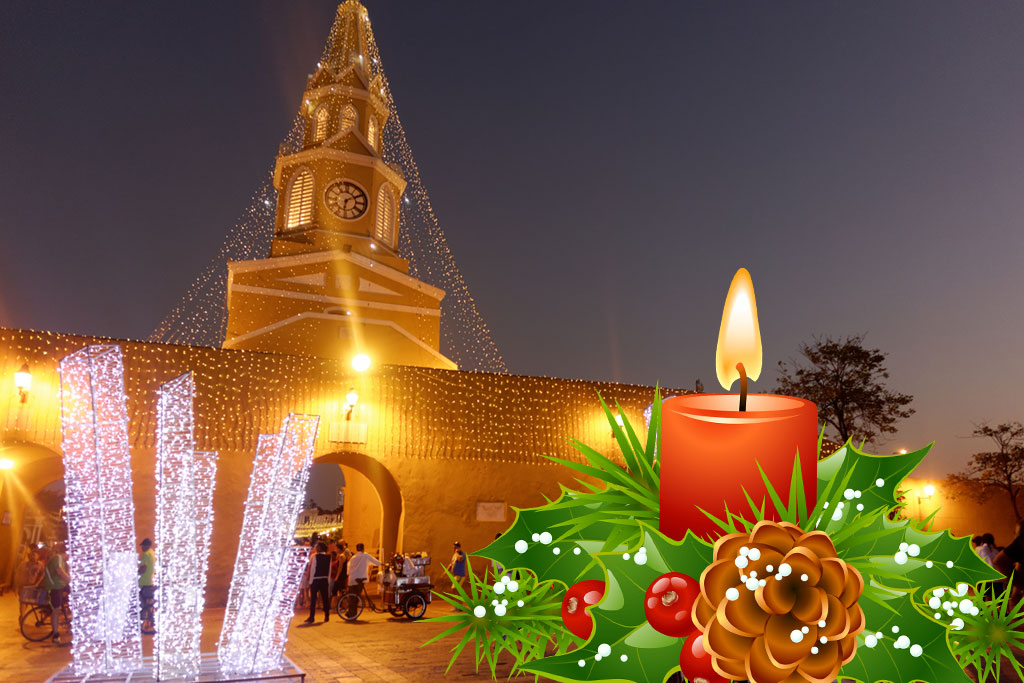 Christmas Night Cartagena