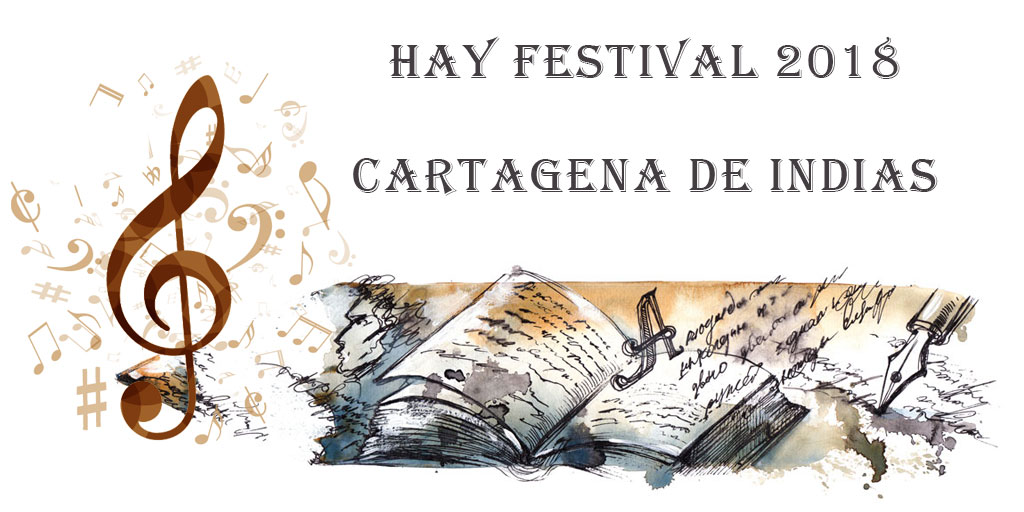 2018 Hay Festival in Cartagena
