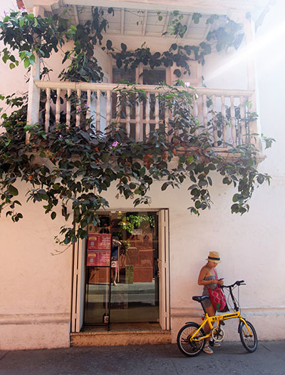 Bike Rentals in Cartagena