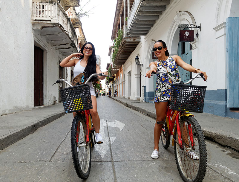 Rent A Bike In Cartagena