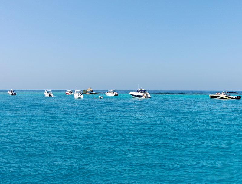 Rosario Islands Boating
