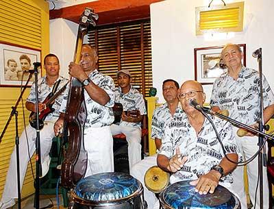 Band La Vitrola